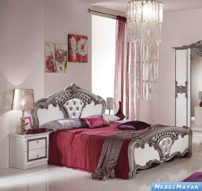 Спальный кровать фото