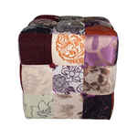Пуф Dg-home: Patchwork. ИД 7240812